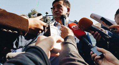 Сооронбай Жээнбеков победил на выборах в Кыргызстане