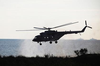 При крушении российского вертолета у берегов Норвегии погибли восемь человек