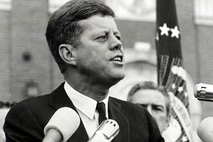 Рассекречены неизвестные документы об убийстве Кеннеди