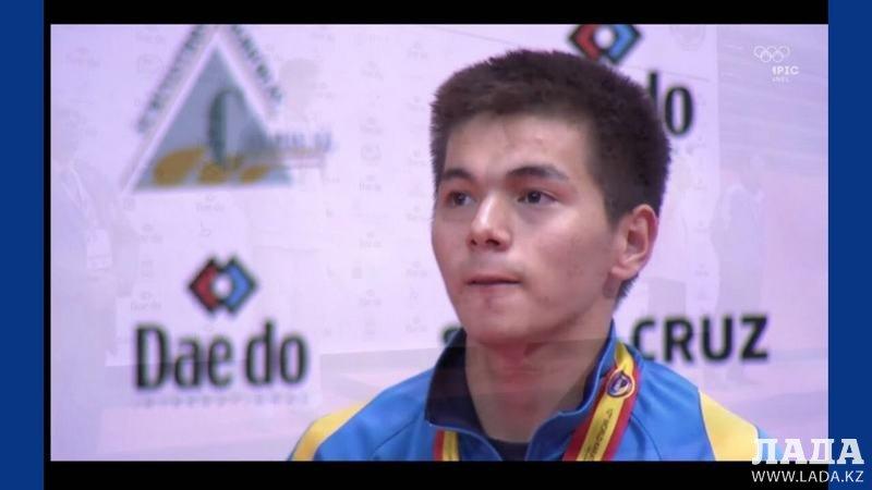 Еркинбек Байтореев из Актау стал чемпионом мира по карате