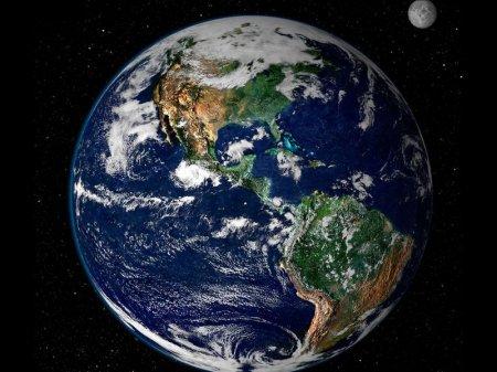 Каждый год Земля теряет в весе до 50 тонн