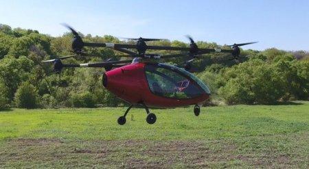 Первый пассажирский дрон может поступить в продажу уже в 2018 году