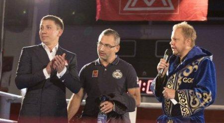 Головкин пожертвовал 25 тысяч евро семье побеждавшего его в любителях боксера