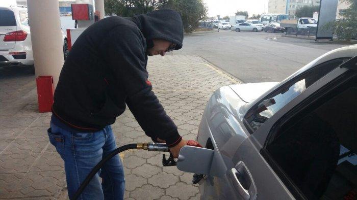 Обзор ситуации на автозаправках Актау 2 октября