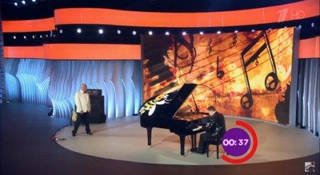 """Полет шмеля"" за 54 секунды: Казахстанский пианист установил рекорд"