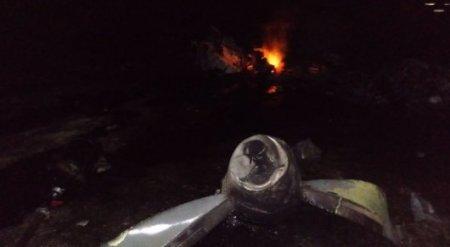 Крушение самолета Санавиации под Алматы: В авиакомпании сообщили цель полета