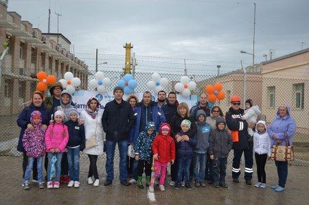 Порт Актау отметил свой 54-й день рождения