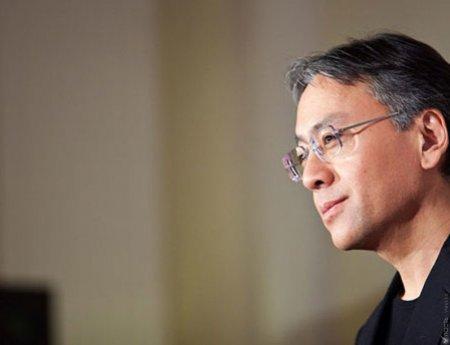 Нобелевскую премию по литературе получил Кадзуо Исигуро