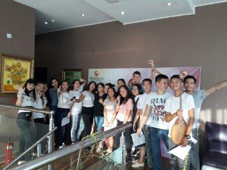 Нурлан Базарбай из Актау планирует снять сериал с участием местных жителей