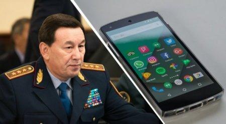 Министр Касымов рассказал, как наказать оскорбляющих под фейковыми аккаунтами