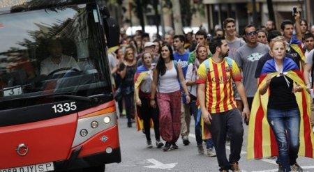 Стали известны окончательные результаты референдума в Каталонии