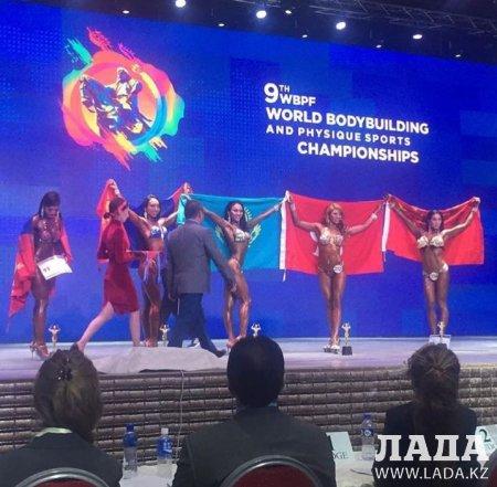 «Мисс Мангистау-2016» победила на чемпионате мира по бодибилдингу и фитнесу в Монголии