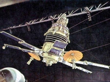 Ученые предупредили о падении на Землю огромного советского спутника