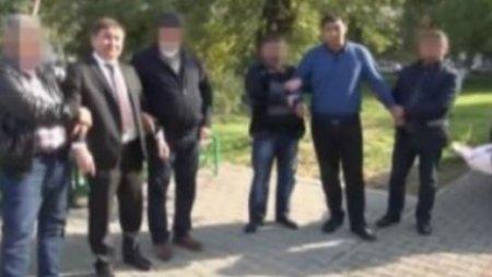 Задержанный за взятку глава Управления внутренней политики арестован в ЮКО