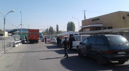 В КНБ прокомментировали ситуацию на границе с Кыргызстаном