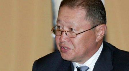 Экс-глава КНБ Дутбаев подозревается в хищении