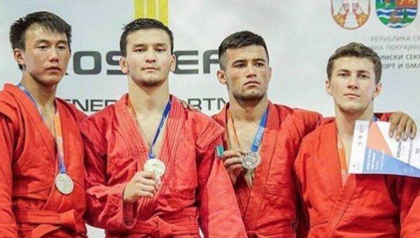 Спортсмен из Актау стал чемпионом мира по самбо среди молодежи