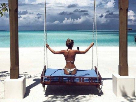 Отель на Мальдивах предложил услугу по созданию идеальных снимков для Instagram