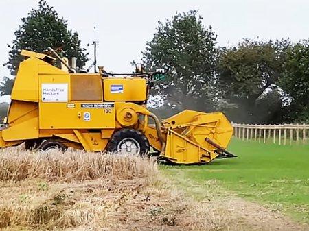 Первая в мире роботизированная ферма вырастила урожай без участия людей