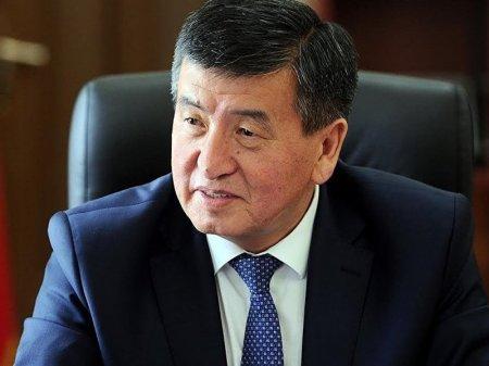 Сооронбай Жээнбеков лидирует по предварительным итогам на выборах в Кыргызстане
