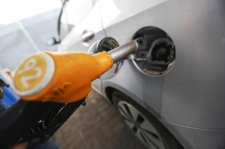 Сеть АЗС КМГ реализует бензин марки АИ-92 в свободном режиме