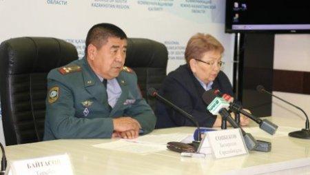 В ЮКО для бетонирования очагов сибирской язвы выделено 101 млн тенге