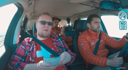 Известные видеоблогеры сравнили дороги России и Казахстана