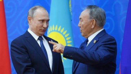Путин: Назарбаев помог удержать сирийцев за столом переговоров