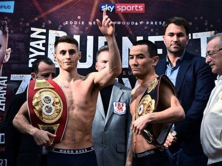 Жанат Жакиянов проиграл бой и отдал свой пояс чемпиона мира по версии WBA