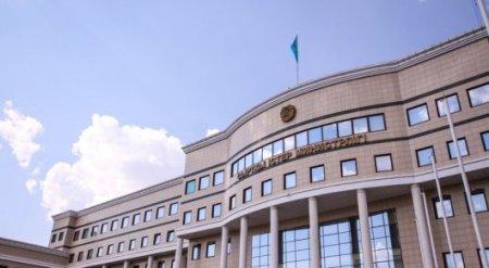 Казахстан получил письмо об отказе Кыргызстана от 100 миллионов долларов