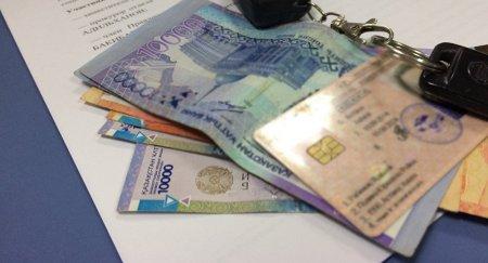 За какие нарушения ПДД снизят штрафы в Казахстане