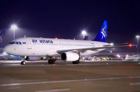 Средний возраст самолётов авиакомпаний Казахстана назвали в КГА