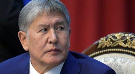 Атамбаев посоветовал несогласным с его политикой уезжать из страны