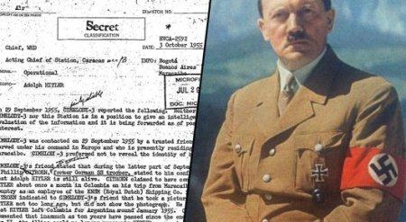 В рассекреченном архиве ЦРУ нашли информацию о выжившем Гитлере