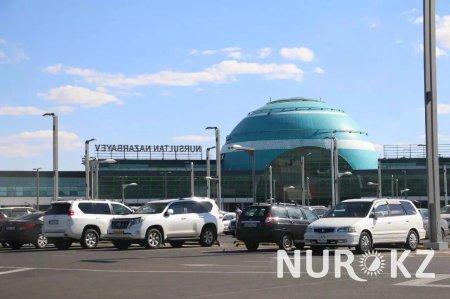 Название аэропорта Nursultan Nazarbayev будет на авиабилетах