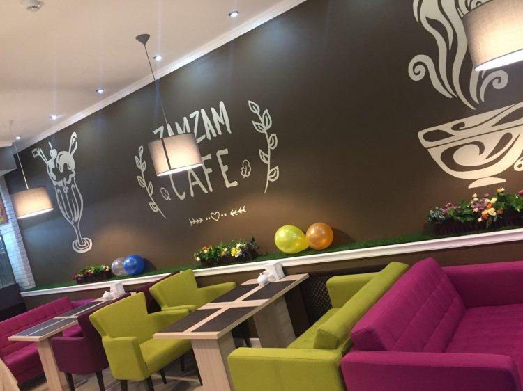 В Актау открылось кафе «Зам-зам»