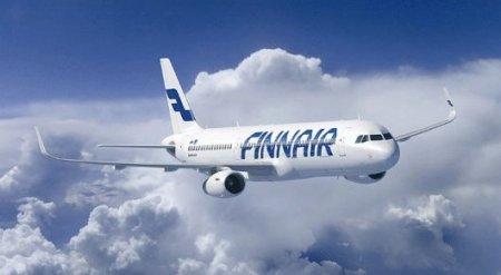 Финская авиакомпания будет взвешивать пассажиров перед взлетом