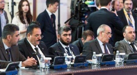 Оппозиции Сирии попросила Назарбаева вмешаться в обсуждение проблемы заключенных