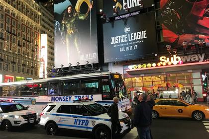 Раскрыто содержание записки нью-йоркского террориста