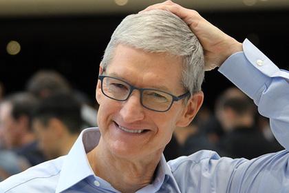Тим Кук сравнил стоимость iPhone X с чашкой кофе