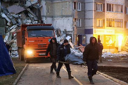 Следователи выяснили мотивы виновника взрыва дома в Ижевске