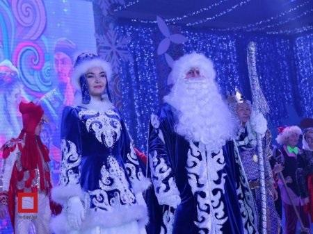 Казахский Аяз Ата вошел в тройку лидеров самых популярных Дедов Морозов в СНГ