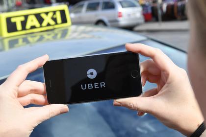 Хакеры украли личные данные пассажиров Uber