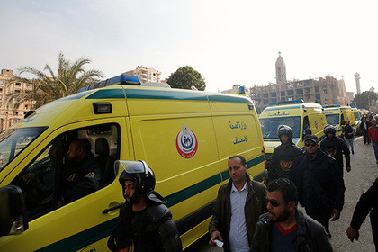Боевики в Египте взорвали и расстреляли 155 человек