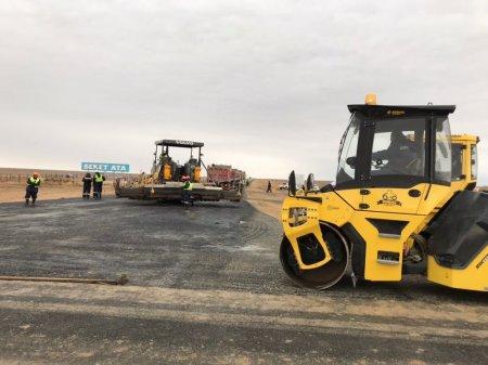 В Мангистауской области почти 6 миллиардов тенге выделили на реконструкцию автодороги «Ата жолы»
