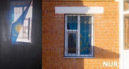 Кызылординец с флагом на окне: За патриотизм я получил штраф в 453 000 тенге