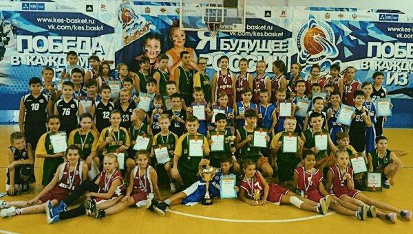 Баскетболисты из Актау стали победителями международного турнира в Орске