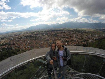 Наши в Болгарии. Велико-Тырново