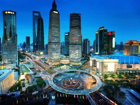 """Китай построит """"город Научной фантастики"""" за 1,8 миллиарда долларов"""