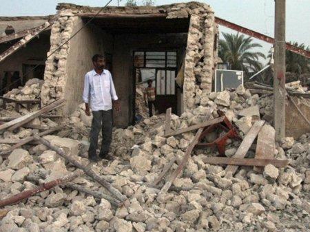 До 60 человек возросло число жертв землетрясения в Иране